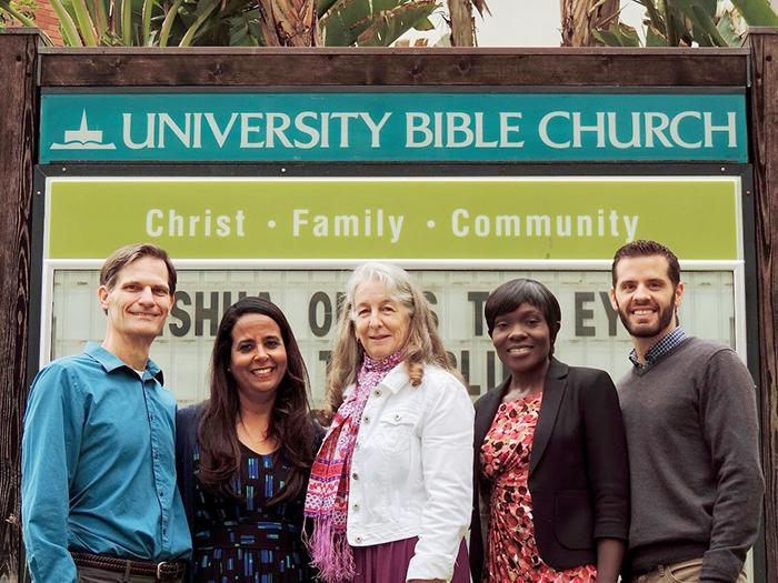 University Bible Church Staff