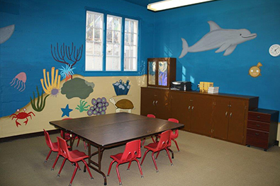 Sunday School Classrooms Dolphins