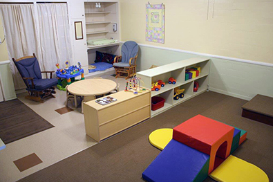 Sunday School Classrooms Nursery