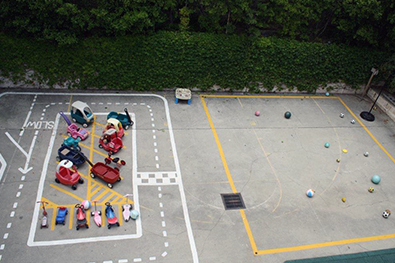 UBC Kids Play Area