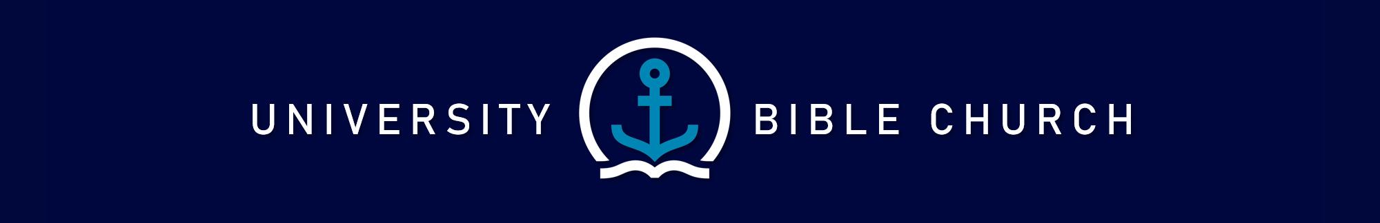 University Bible Church Logo